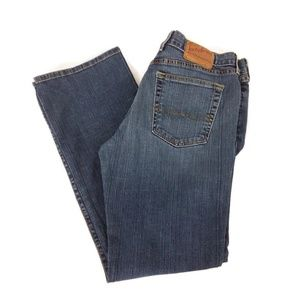 Lucky Brand By Gene Montesano Classic Rider Jeans